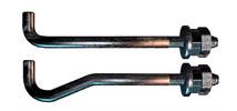 Болт фундаментный анкерный (комплект), ГОСТ 24379.1-80