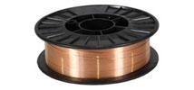 Проволока стальная сварочная Св08Г2С омеднённая (18 кг), ТУ 14-178-220-99