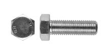 Болт с шестигранной головкой, полная резьба, DIN 933, оцинк