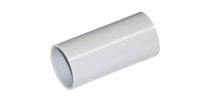 Муфта для соединения гофрированных и гладких электромонтажных пластиковых труб