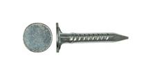 Гвозди шиферные с большой плоской головкой, ГОСТ 9870-61, оцинкованные