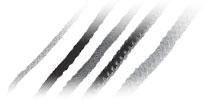 Шнур текстильный, полипропилен (белый/черный, бобина)