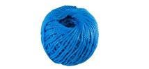 Шнур текстильные полипропилен в клубках (цветной)