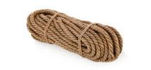 Веревка крученная джутовая в мотках